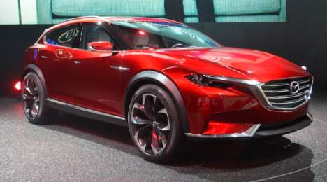 Crossover Concept Cars