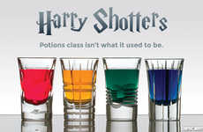 Wicked Wizardly Shots - These Punny Harry Potter Drinks are for Hardcore Fans