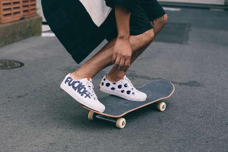 Confrontational Skate Shoes