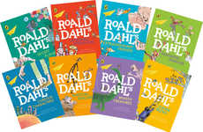 Happy Meal Book Giveaways - McDonald's Locations in the UK are Giving Away Roald Dahl Books