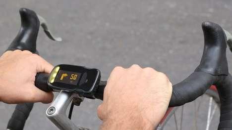 Bicycle Handlebar Computers