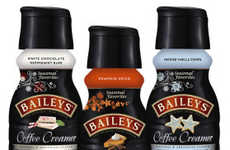 Holiday-Themed Coffee Creamers - These Baileys Coffee Creamers Give You a Taste of the Holidays