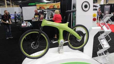 Big-Wheeled E-Bikes