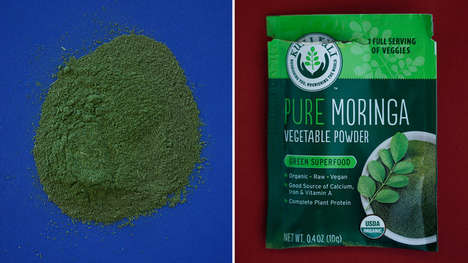 Vegetable Superfood Powders