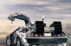 Time-Travelling Film Vehicles