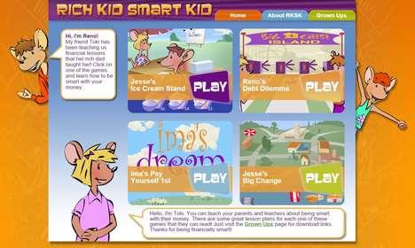 Kid-Friendly Finance Platforms