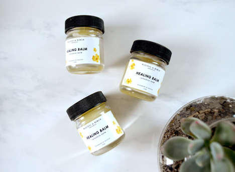 Calendula Skincare Balms