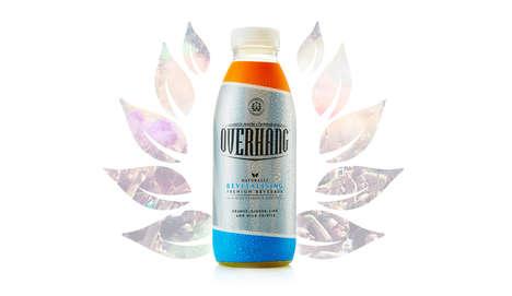 Hangover-Healing Soft Drinks