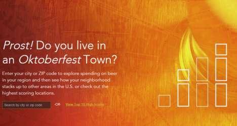 Interactive Oktoberfest Maps