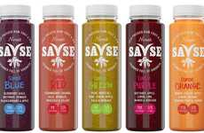 Freshly Squeezed Smoothies - The Savse Smoothies are Freshly Squeezed & Bottled Health-Boosters