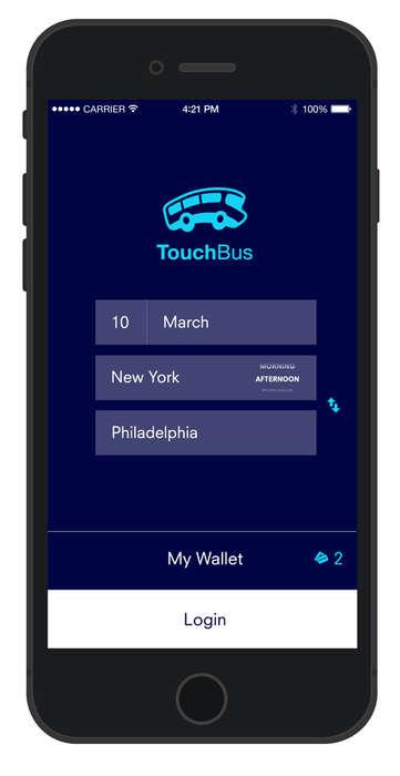Efficient Bus Travel Apps
