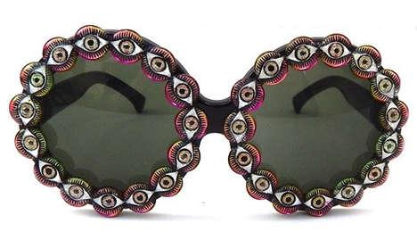 Creepy Ocular Sunglasses