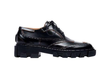 Androgynous Fall Footwear
