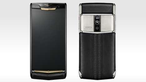 Crystal-Coated Smartphones