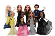 Celebrity Copycat Dolls - This Line of Bratz Dolls Honors the Influential Emmy Award Attendees
