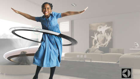 Air-Purifying Hula-Hoops