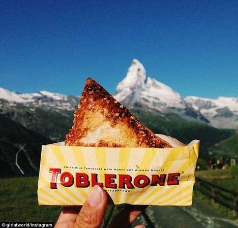 Food Tourism Photo Accounts