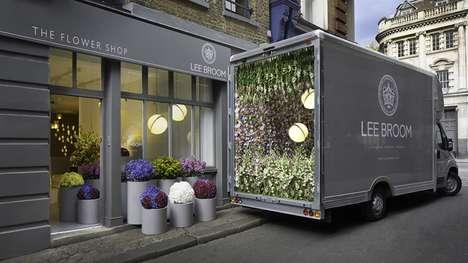 Pop-Up Flower Shops