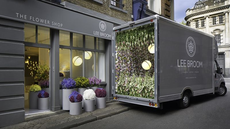 Pop-Up Flower Shops