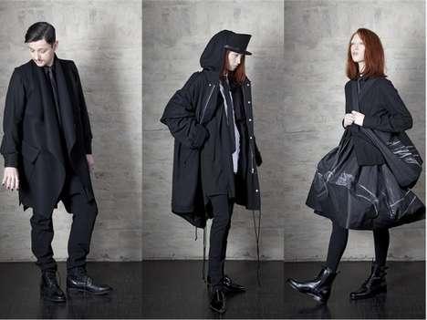 Avant-Garde Outerwear Collections