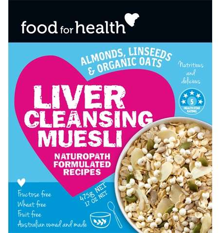 Liver-Supporting Cereals