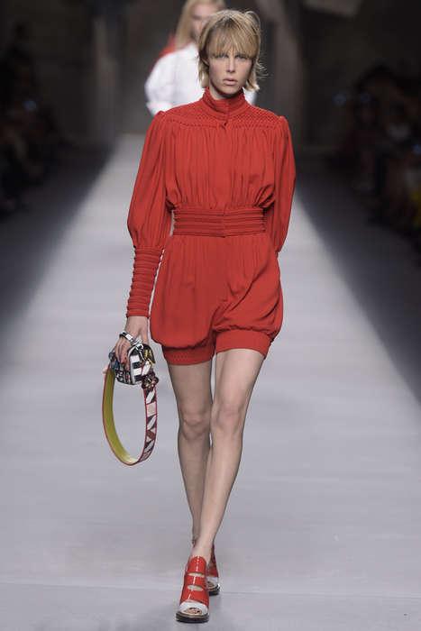 Avant-Garde Renaissance Couture