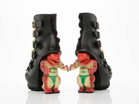 Edgy Monster Heels