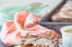 Sweet Potato Desserts - This Candied Sweet Potato Crumb Cake Recipe has a Buttered Rum Sauce