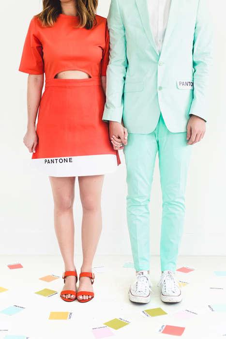 DIY Color-Coordinated Costumes