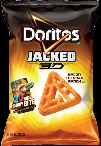 Cheesy 3D Chips