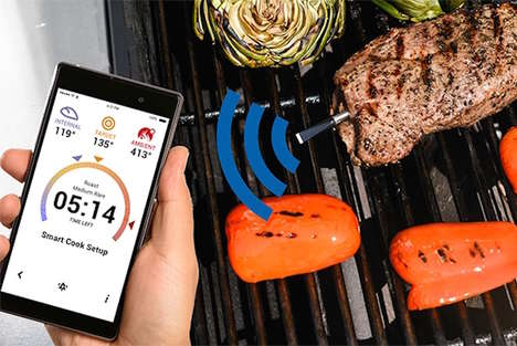 Smart Meat Thermometers