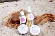 Coconut-Based Beauty Treatments - These Eco-Friendly Products Address Skin Allergy Issues