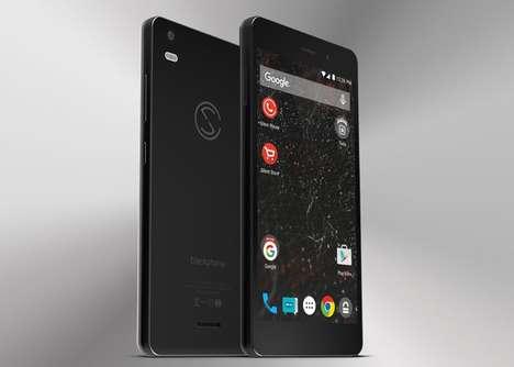 Privacy-Focused Phones