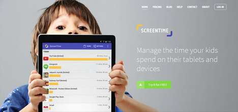 Screen Time Management Apps - This Parental Control Platform Encourages a Balanced Lifestyle