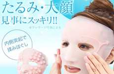 Anti-Aging Face Masks - The Kaomomi Mask Induces Sweat in Order to Cleanse Each User's Face