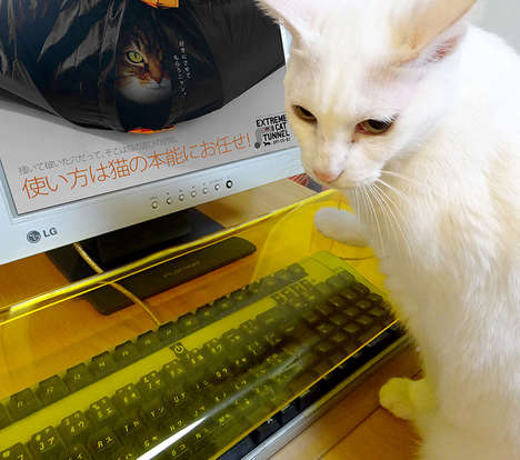 Anti-Feline Tech Equipment