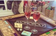 Marriage Proposal Board Games - This Man Created a Customized Monopoly Game for a Marriage Proposal