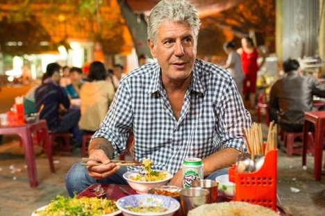 Massive Multicultural Markets - The Anthony Bourdain Food Market Will Host 100 International Vendors