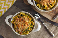 Vegan Mac and Cheese - This Spicy Butternut Squash Pasta Recipe is Also Gluten and Nut-Free