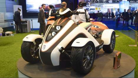 Versatile Recreational Vehicles