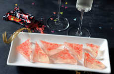 Bubbly Gelatin Shooters - These Pop Rocks Jell-O Shots are Sure to Amp Up Any Social Gathering