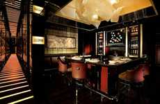 Ritzy Hotel Caviar Lounges - Hong Kong's Ritz-Carlton Added a Luxurious Seven-Person Caviar Bar
