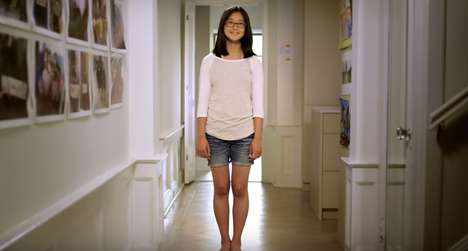 Empowering Girl Campaigns - Dove's Newest Ad Promotes Self-Esteem Boosting for Girls