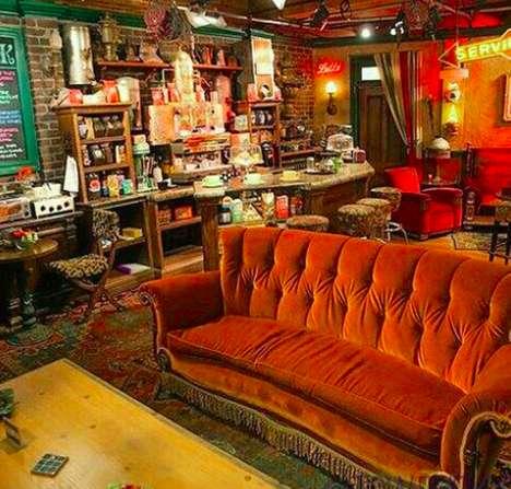 Cinematic Cafe Pop-Ups