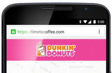 Coffee Search Apps - The 'Time to Coffee' App Speeds Up the Hunt for Coffee in New York City