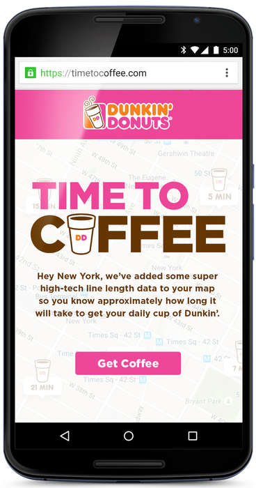 Coffee Search Apps