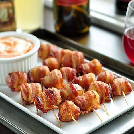 Party Potato Bacon Appetizers