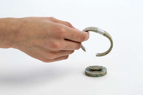 Eco Footprint-Tracking Wearables
