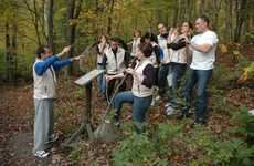 Eco Team-Building Initiatives - Outeractive Offers Fun and Sustainable Corporate Activities