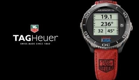 Luxury Timepiece Smartwatches